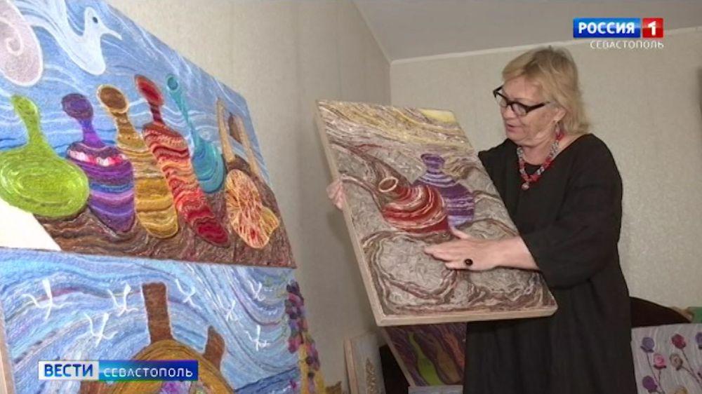 В «Херсонесе Таврическом» откроют выставку картин без красок