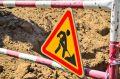 В Симферополе затруднено движение транспорта из-за ремонтных работ