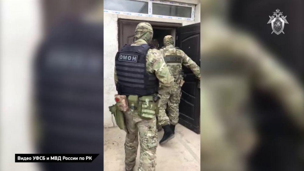 В Крыму пресекли незаконную добычу и оборот краснокнижного осетра