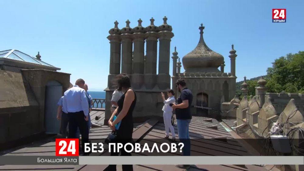 Как в Крыму ликвидируют отставания по федеральной целевой программе?