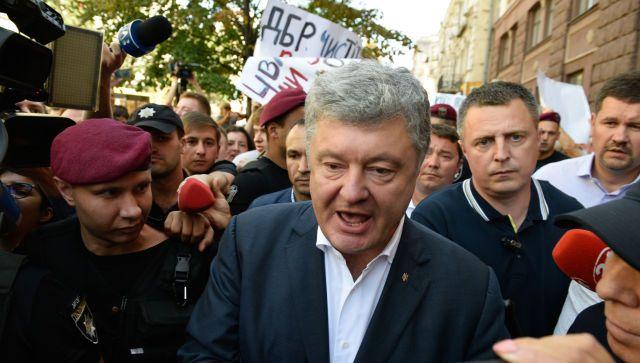 Пленки Деркача: посылал ли Порошенко диверсантов в Крым