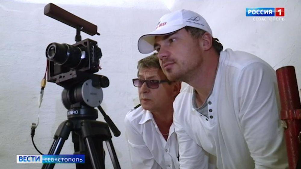 В Севастополе снимают фильм о второй обороне города