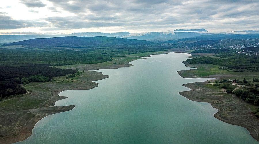 Июньские дожди принесли симферопольским водохранилищам 6 млн кубометров воды