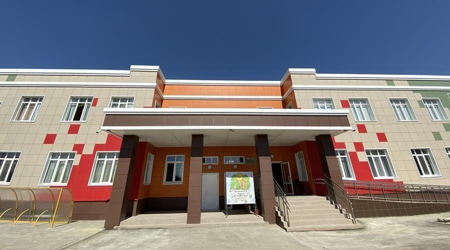 Новый детсад на 220 мест открылся в Джанкое