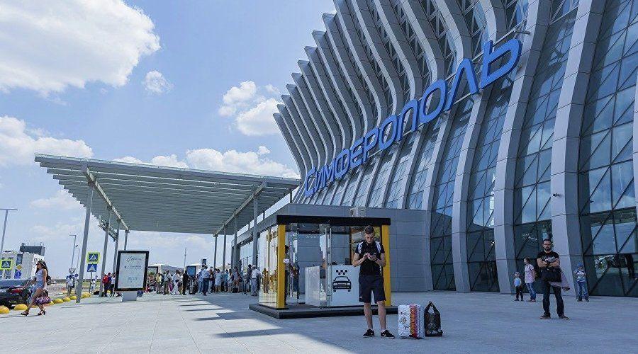 Российские туристы активно покупают авиабилеты в Крым