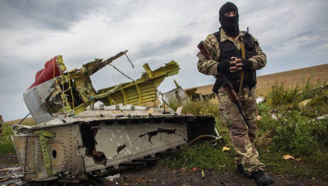 На Россию подадут в ЕСПЧ из-за крушения Boeing MH-17