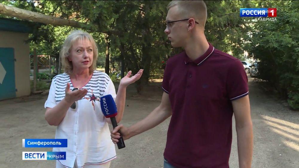 Скандал вокруг придомовой шашлычной разгорелся в Симферополе