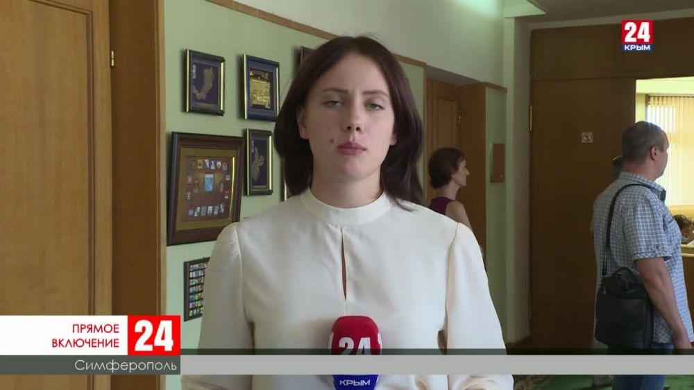 В Симферополе завершилось первое заседание Общественной палаты Крыма в новом составе
