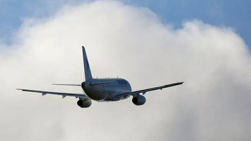 В Крыму сообщили о снижении цены перелётов по сравнению с прошлым годом