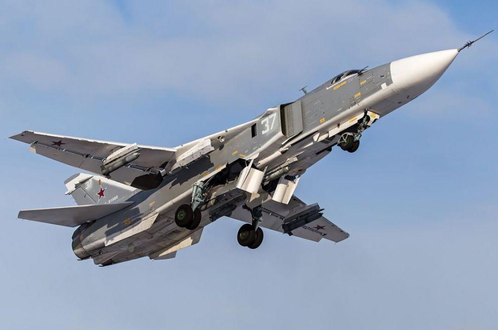 У морской авиации Черноморского флота прошли учения