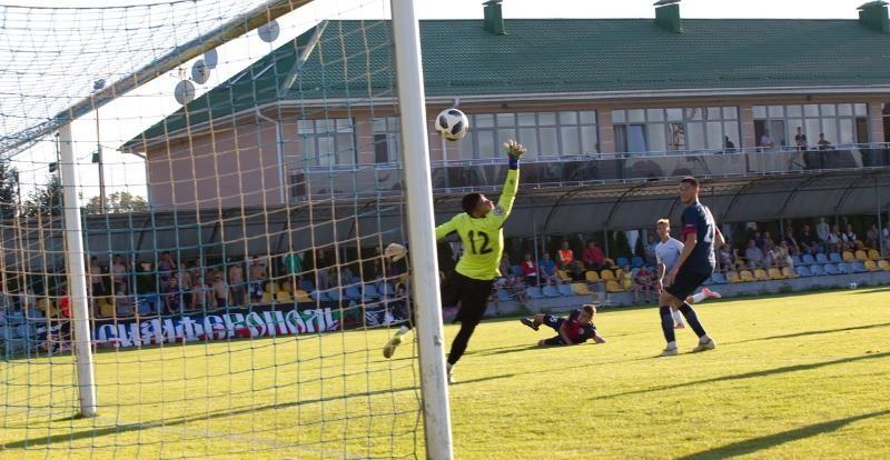 «Севастополь» одержал победу в матче с «ТСК-Таврией» со счетом 3:1