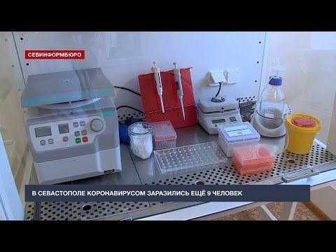 В Севастополе коронавирусом заразились ещё 9 человек