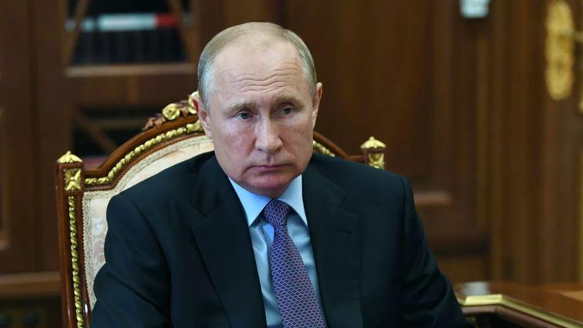 Путин: ухудшение отношений с Украиной не связано с Крымом