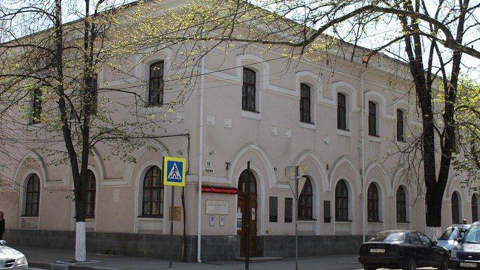 Крымский этнографический музей организовал выставку-презентацию для представителей СМИ