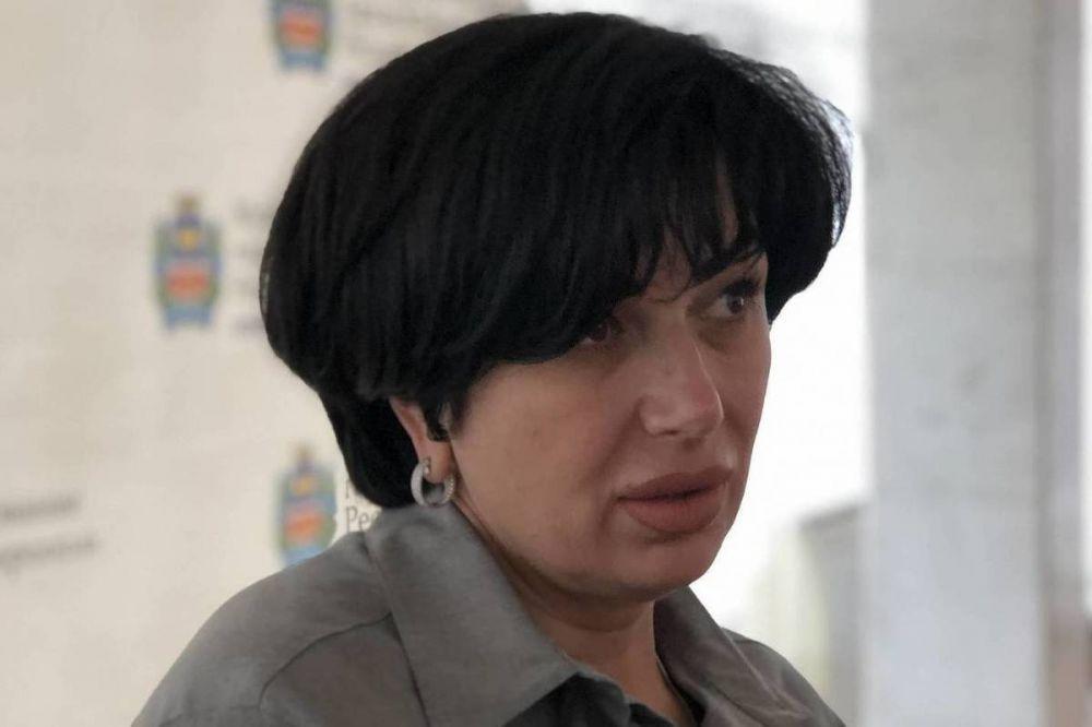 Мэр Симферополя прокомментировала слухи о выявленном у неё COVID-19