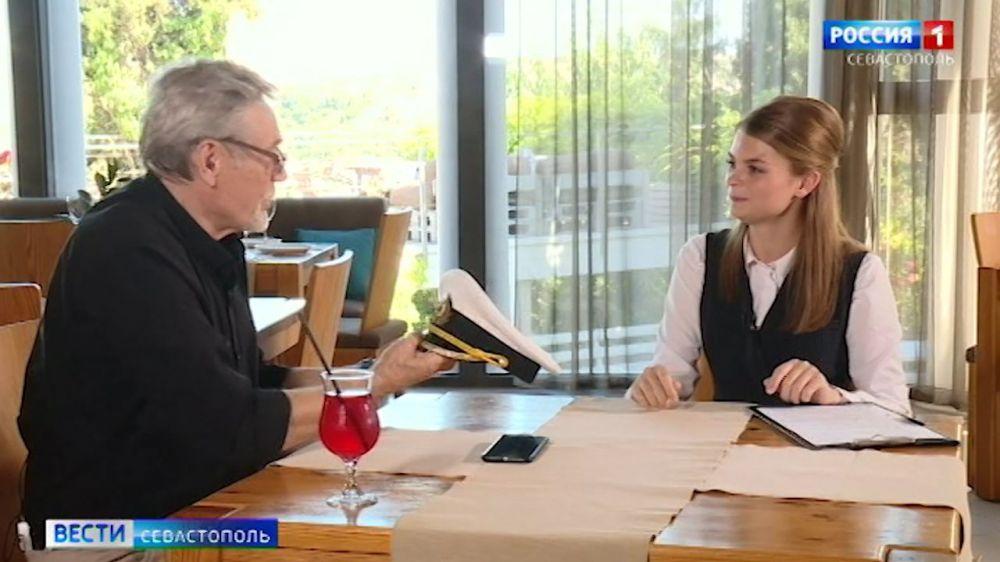 Чего ждут от поступающих во ВГИК рассказал Народный артист Александр Михайлов