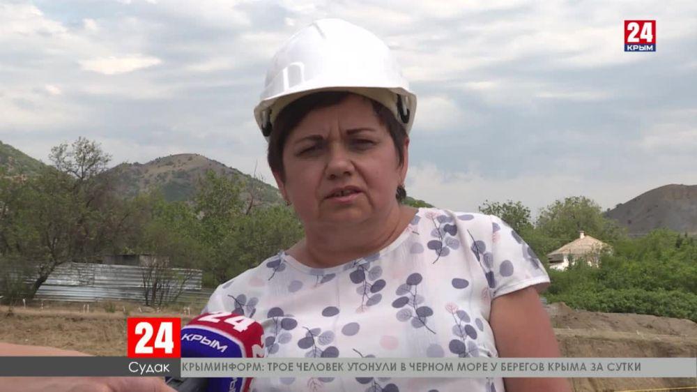Устранить нарушения и уложиться в сроки: подрядчики из Судака получили замечания