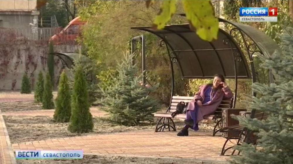 Москва благоустроит более 20 общественных пространств Севастополя
