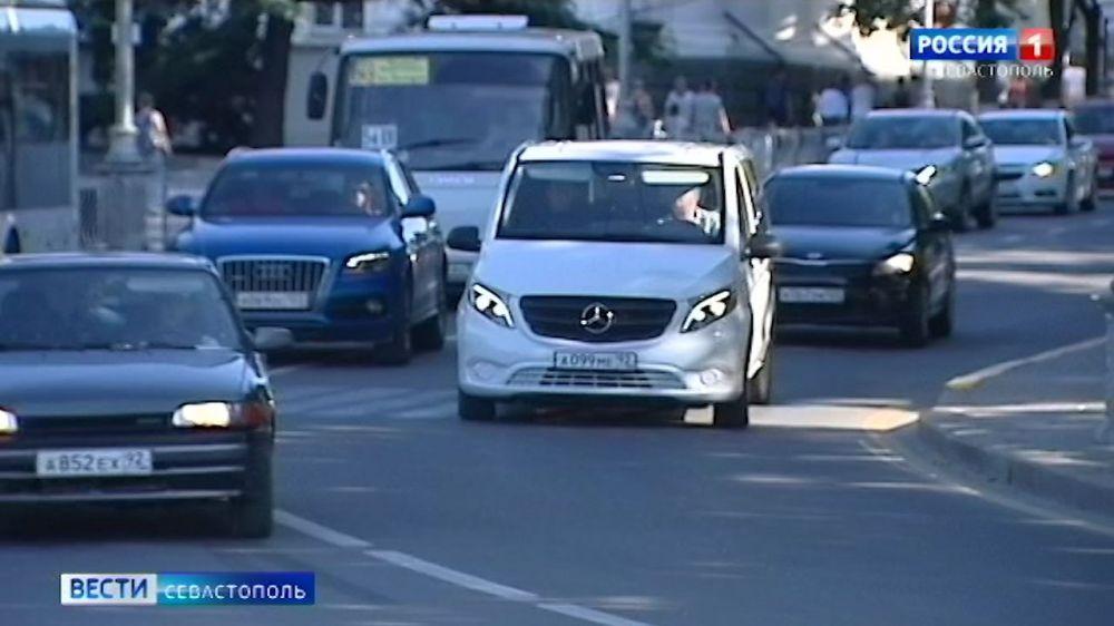 В Севастополе снять с учета автомобиль можно через портал Госуслуг