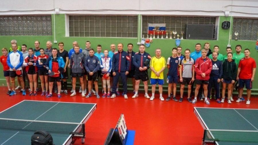 Подведены итоги командного чемпионата Крыма по настольному теннису