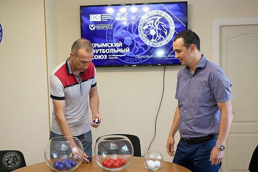 Состоялась жеребьевка турнира по пляжному футболу «Extreme Крым-2020»