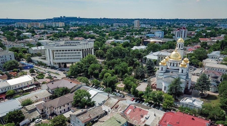 Симферополь получил почти 450 млн рублей на благоустройство общественных территорий