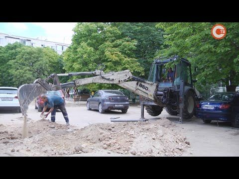 Траншею на Юмашева закопают (СЮЖЕТ)