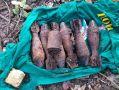 В Севастополе взрывотехники нашли в земле боеприпасы времён ВОВ