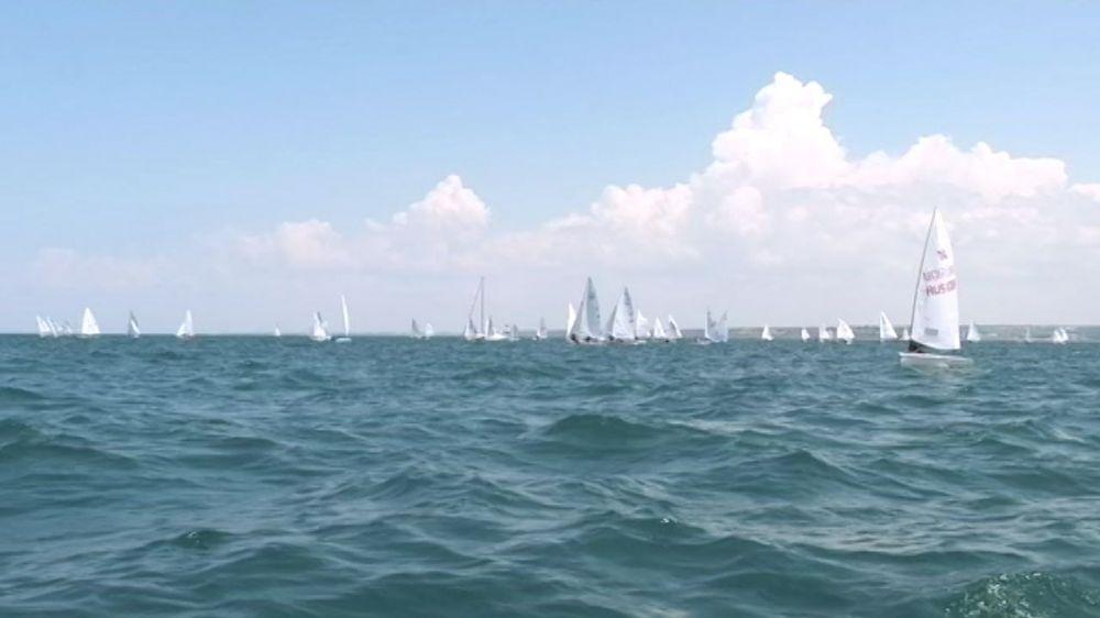 Севастопольские яхтсмены заняли первые места в межрегиональной регате