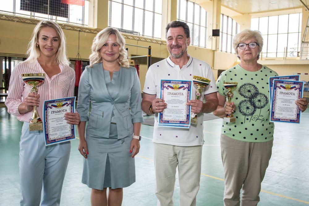В Крыму проходит обучение спортивных судей ГТО
