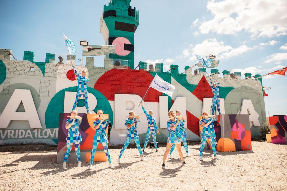 В Крыму стартовал форум молодых деятелей культуры и искусств «Таврида»