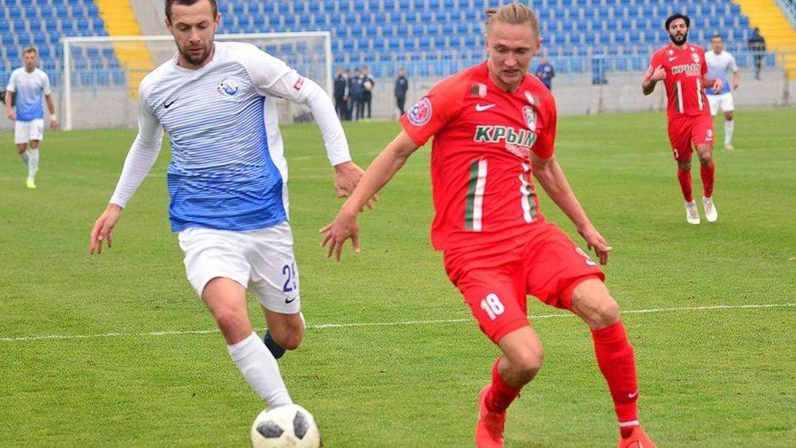 Сегодня состоятся первые полуфинальные матчи Кубка КФС-2019/20