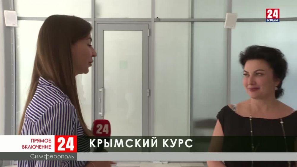 """Звезда фильма """"любовь и голуби"""" будет учить крымчан актерскому мастерству"""