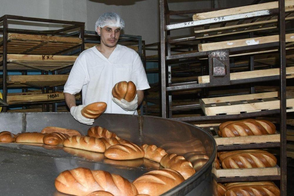 Благодаря нацпроекту «Крымхлеб» будет работать на 30% эффективнее, — Кивико