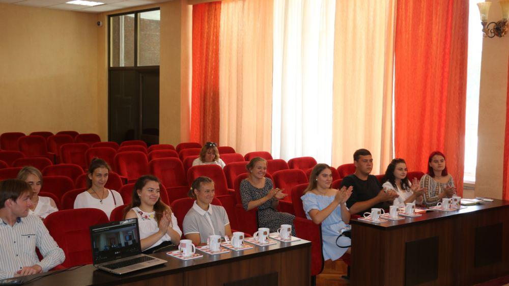 В Керчи начал работу Молодежный совет