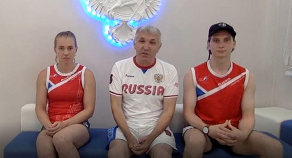 Сборная России по скалолазанию готовится в Крыму к Чемпионату Европы