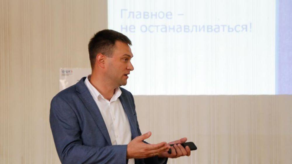 Дмитрий Шеряко: Крымтроллейбус увеличит количество транспорта на маршрутах благодаря участию в нацпроекте