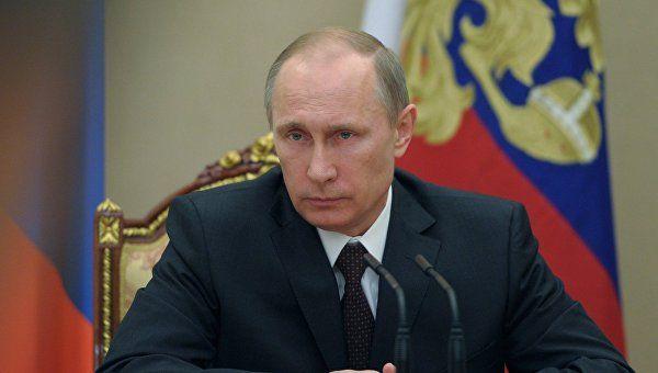 Путин рассказал о росте безработицы в России из-за коронавируса