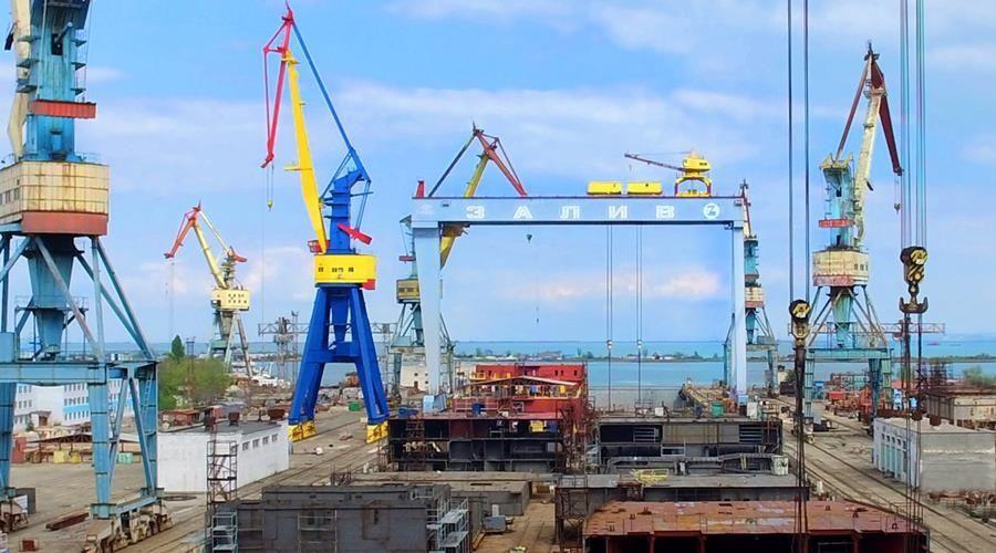 Закладка кораблей на заводе «Залив» с участием Путина перенесена