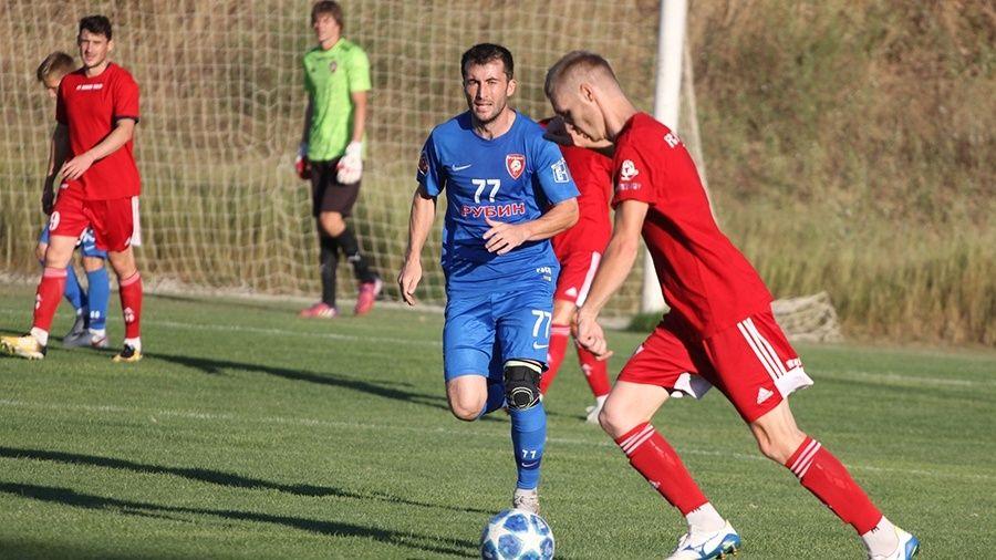 В субботу – рестарт любительского чемпионата Крыма по футболу