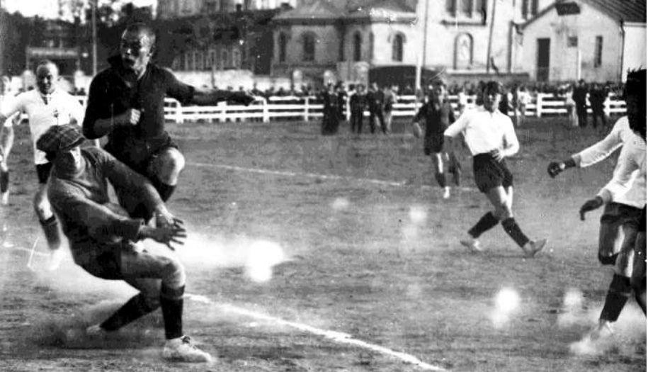 Сегодня исполняется 110 лет футболу в Севастополе