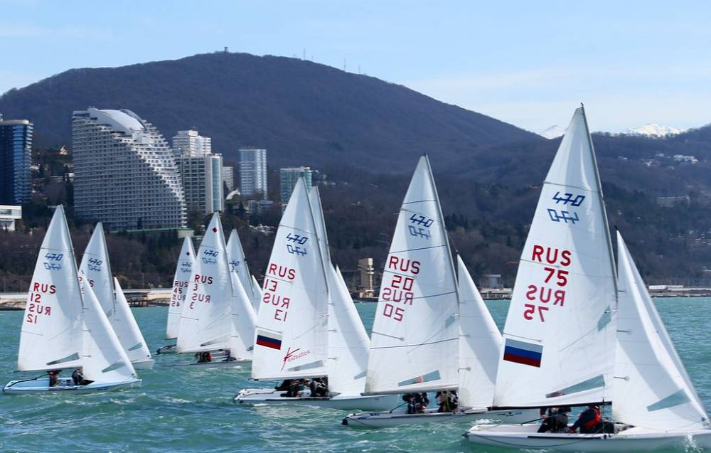 В Севастополе соберутся сильнейшие яхтсмены России