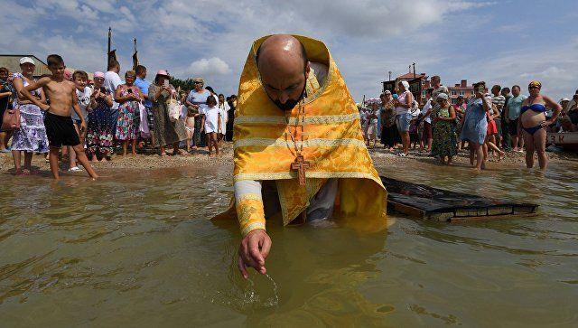 Молебны, крестные ходы и концерт: в Крыму отметят День крещения Руси