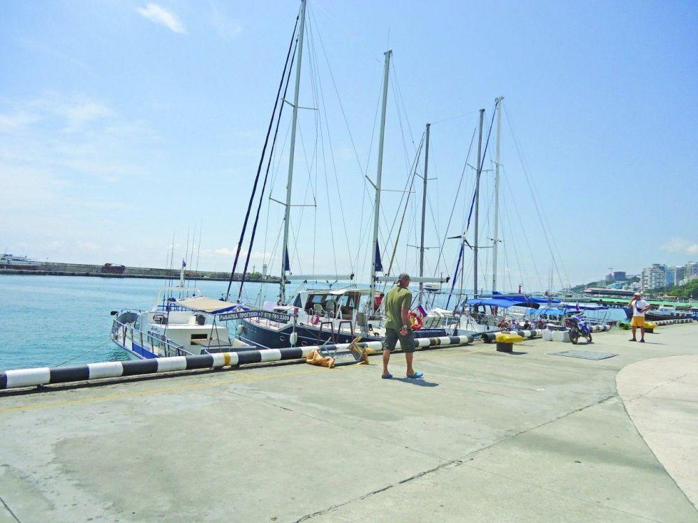 В Ялте прошла пресс-конференция «Развитие яхтинга в Крыму»