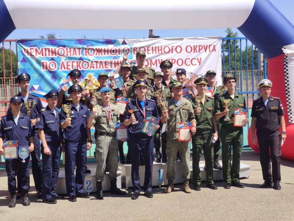 Симферопольские бегуны выиграли соревнования в Ставрополе
