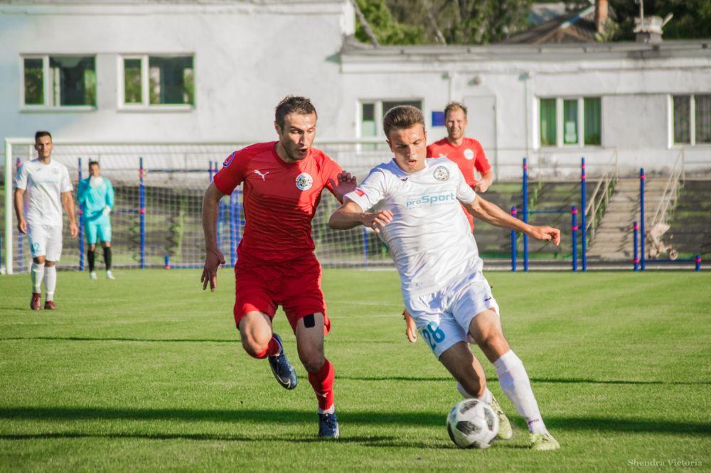ФК «Евпатория» в шаге от чемпионства