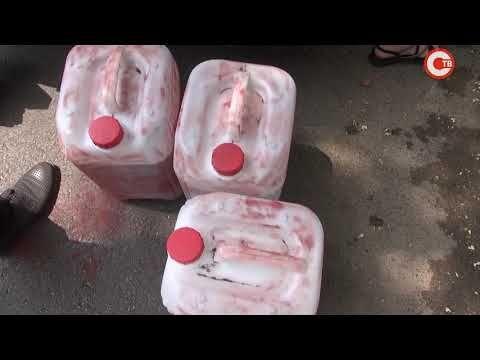 В Севастополе раскрыт подпольный цех по производству контрафактного алкоголя