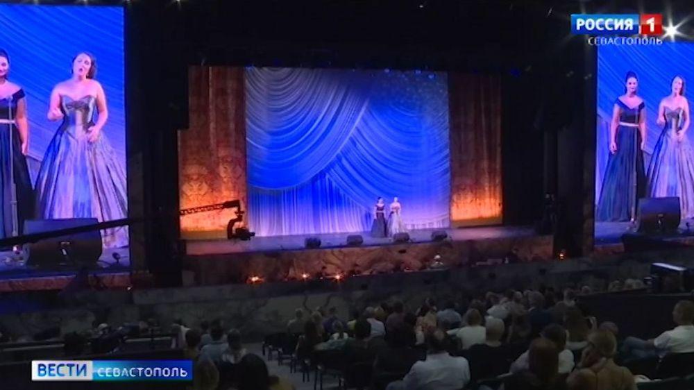 Международный фестиваль оперы и балета стартовал в Севастополе