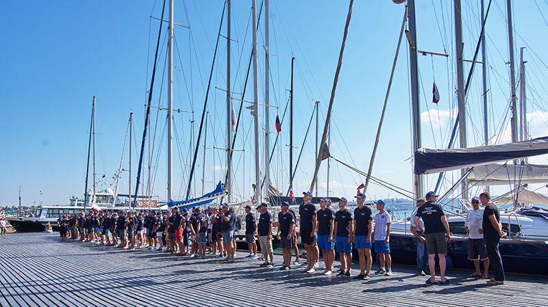 В Севастополе взяла старт традиционная регата крейсерских яхт «Кубок Крыма»