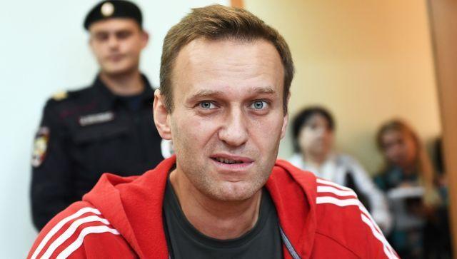 Озвучены результаты экспертизы слов Навального о свержении власти в РФ
